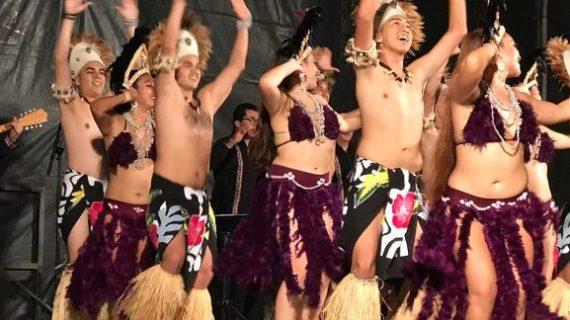 El Festival de Danzas de Villablanca comienza su andadura por los pueblos de Huelva
