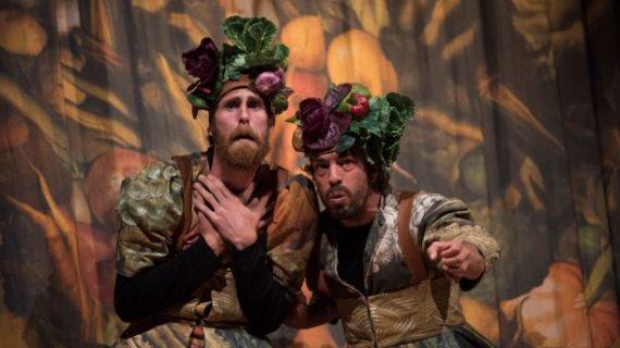 La 'Comedia Aquilana' triunfa en el Festival de Teatro y Danza 'Castillo de Niebla'