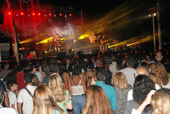 Punta Umbría cierra una multitudinaria Feria del Carmen 2019