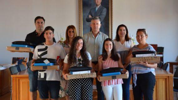 Nueva entrega de Ayudas al Estudio en Palos de la Frontera