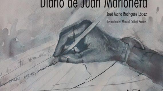 El Centro Cultural 'Los Álamos' de La Antilla acoge la presentación del libro 'Diario de Juan Marioneta' de José María Rodríguez