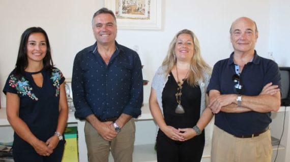Firmado convenio de colaboración entre el Ayuntamiento de La Palma y la Asociación Nueva Vida