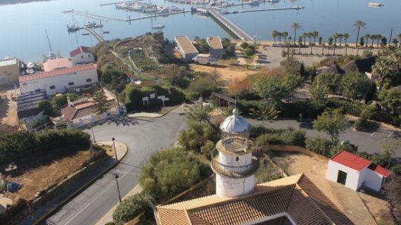 La Autoridad Portuaria de Huelva cederá la gestión del antiguo faro de El Rompido a Cartaya