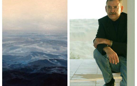 Enrique R. Santana regresa a Lepe con dos exposiciones y la donación de un cuadro a la Escuela Municipal de Música