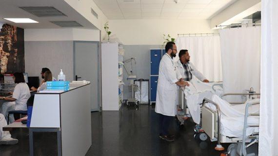 Más de 900 pacientes se benefician de la Unidad de Ictus del Juan Ramón Jiménez en su primer año