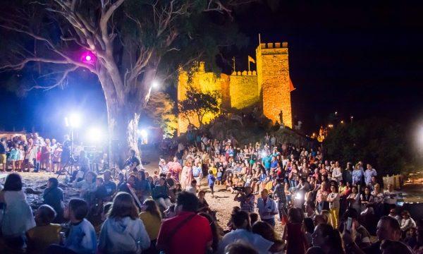 Intenso fin de semana medieval en Cortegana
