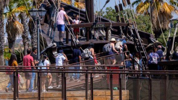 El Muelle de las Carabelas se prepara para celebrar el 3 de agosto con una atractiva Jornada de Puertas Abiertas