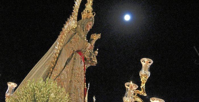 La Palma del Condado, fiel a su voto perpetuo con la Virgen del Valle
