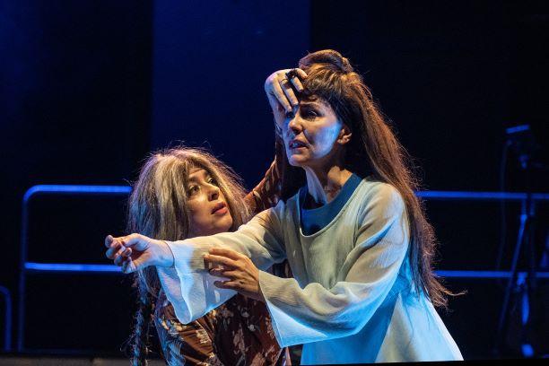 Las tablas de Niebla acogen este sábado una particular versión de la obra de Shakespeare 'Pericles, príncipe de Tiro'
