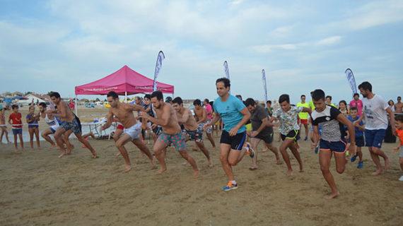 Punta Umbría puso un brillante punto final a la temporada de Carreras Playeras de este verano