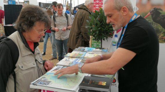 El turismo ornitológico de la provincia de Huelva se promocionará la próxima semana en la Feria de Rutland