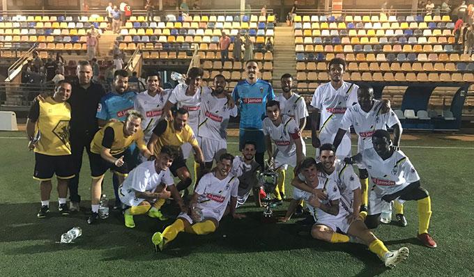 El San Roque llega a la Liga con la satisfacción de su victoria en el XXXV Trofeo Antonio Concepción Reboura