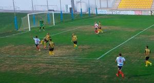 El San Roque no pudo ante un equipo de superior categoría como el Algeciras.