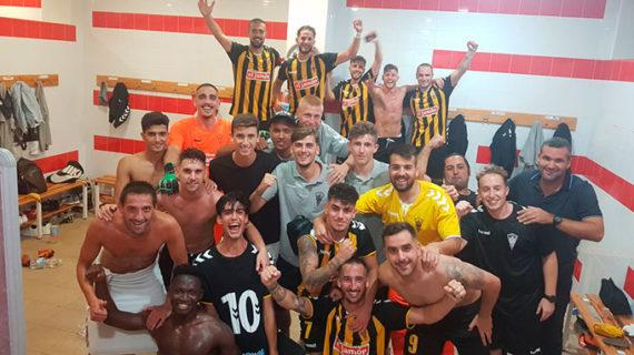 El San Roque de Lepe tira de épica para firmar una heróica victoria 1-0 ante el AD Ceuta