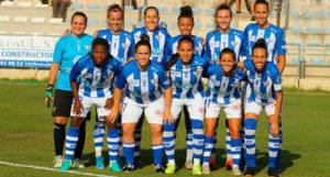Después de una buena pretemporada el Sporting comienza la competición este sábado. / Foto: @sportinghuelva.