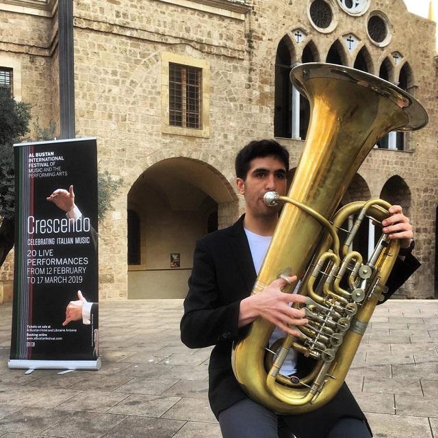 Carlos Pérez, un músico emplazado en la ciudad alemana de Karlsruhe