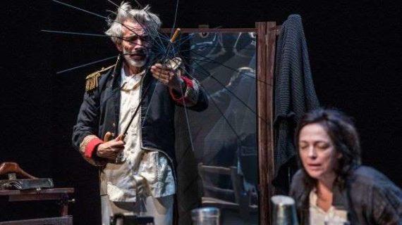 Lleno absoluto en el arranque de 'pretemporada' del Gran Teatro este viernes con Imanol Arias como protagonista