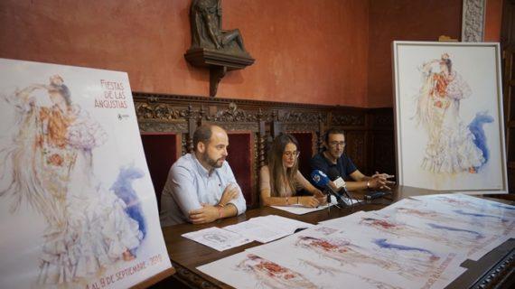 Ayamonte presenta el programa de sus Fiestas de las Angustias