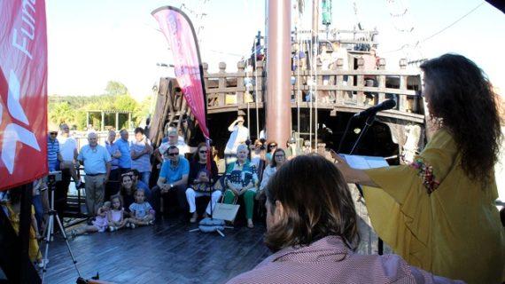 El Muelle de las Carabelas continúa ofreciendo una atractiva programación familiar hasta finales de agosto
