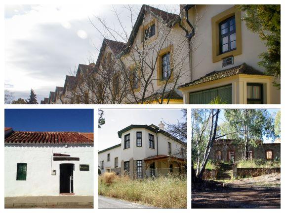 Las viviendas de la Cuenca Minera, un diseño único en el mundo