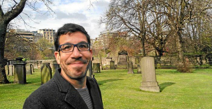 El trompetista Daniel Cano cumple su sueño de dedicarse a la música desde Canterbury