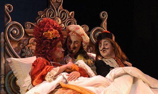 Morboria Teatro regresa este sábado al Festival de Niebla para representar 'El enfermo imaginario' de Molière
