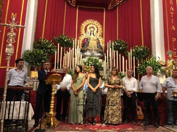El pregón de Clarines abre las Fiestas Patronales de Beas
