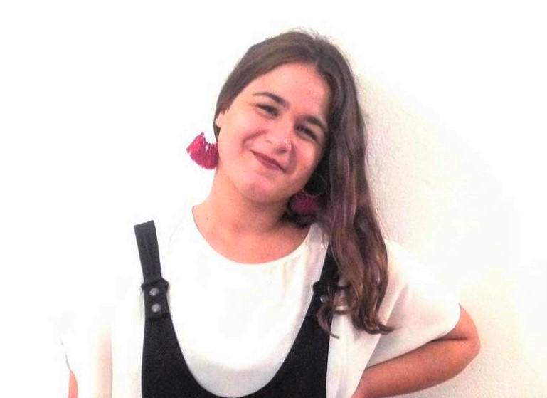La cartayera Paloma Neto lucha por trabajar con personas con diversidad funcional a través de la creatividad y la cultura
