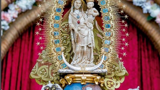 Palos de la Frontera celebra a partir del próximo 14 de agosto las fiestas en Honor a la Virgen de los Milagros