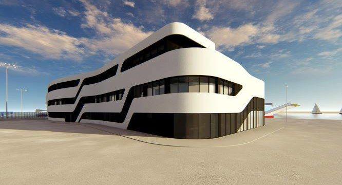Publicada la licitación de un Edificio Multifuncional en el Muelle Sur, con un presupuesto de 5,6 millones de euros
