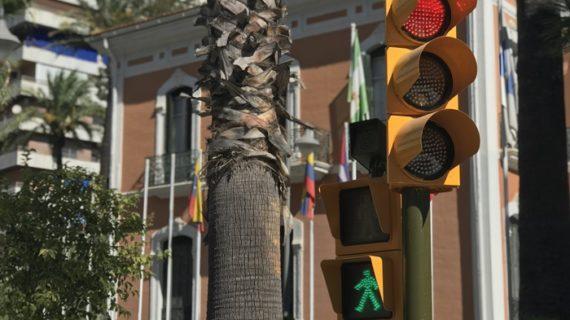 Huelva contará después del verano con 20 nuevos semáforos para invidentes