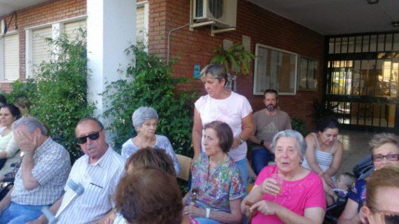 Cortegana y Almonaster la Real, dos pueblos hermanos y solidarios ante la amenaza del fuego