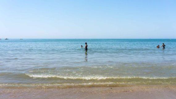 Ayamonte afirma que las aguas de sus playas son aptas para el baño