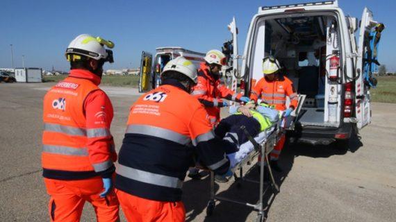 El 061 en Huelva atiende 40.301 peticiones de asistencia en el primer semestre del año