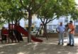 Cartaya podrá disfrutar del parque El Almendral gracias a las mejoras del espacio y sus prestaciones