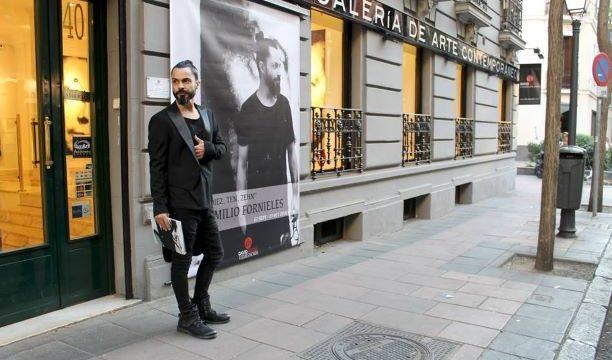 El lepero Emilio Fornieles, protagonista en la  Semana Española de Bratislava en Eslovaquia