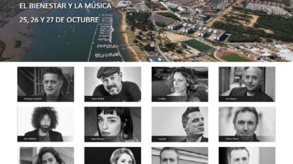 Ara Malikian, La Mari, Loquillo y Santiago Auserón, ponentes del Encuentro del Bienestar y la Música de Punta Umbría