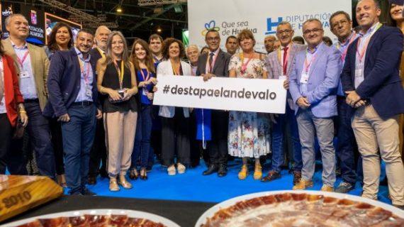"""Caraballo subraya que la calidad única de los productos onubenses constituye """"un referente en Andalucía Sabor"""""""