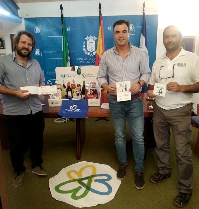 La campaña 'Que sea de Huelva' continúa promoviendo el consumo de productos onubenses en el Condado