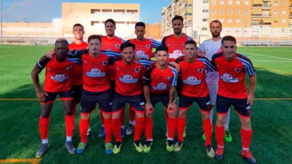 Victorias en casa del Atlético Onubense y La Palma, y empate fuera del Cartaya en la División de Honor Andaluza