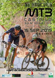 Cartel de la prueba ciclista que tendrá lugar el próximo 15 de septiembre en Sanlúcar de Guadiana.