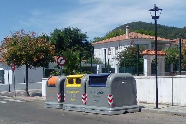 Giahsa concluye el proceso de implantación del nuevo sistema de recogida de residuos en la Sierra