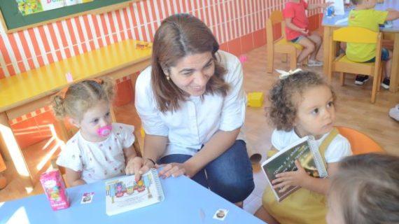 Las Escuelas Municipales Infantiles de la Palos continúan con su sistema de comunicación con agendas individuales