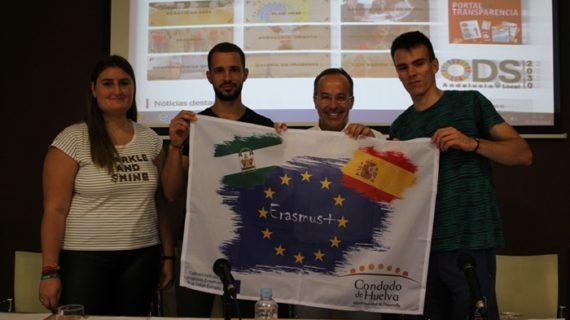 El Condado de Huelva, referente del programa Erasmus+