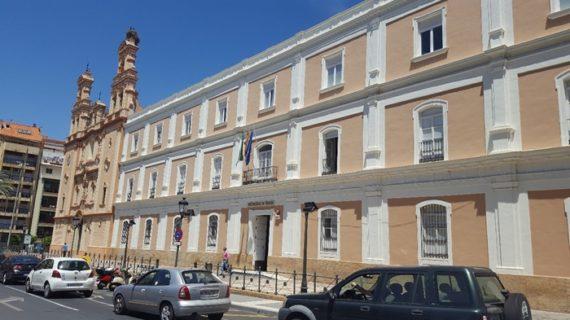 La Universidad de Huelva rehabilita el edificio del Campus de la Merced para eliminar humedades