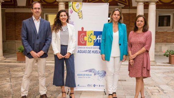 La Cátedra de Innovación Social de Aguas de Huelva convoca el III Certamen de Premios a Trabajos Fin de Grado y Fin de Máster