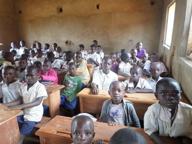 El proyecto de mejora de la calidad educativa en la República Democrática del Congo beneficiará a unos 500 menores
