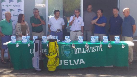 Un total de 102 participantes hacen posible un nuevo éxito del Torneo de Golf a beneficio del Banco de Alimentos en Bellavista