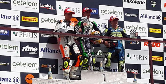 Hugo Millán firma un brillante segundo puesto en Albacete en el Campeonato de España de velocidad