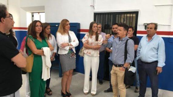 La Junta destina 420.000 euros en el  IES Don Bosco de Valverde del Camino